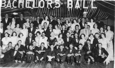 Bachelors Ball, Roebourne 1934